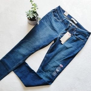 New With Tags Levis Skinny Stretch Denim 535s